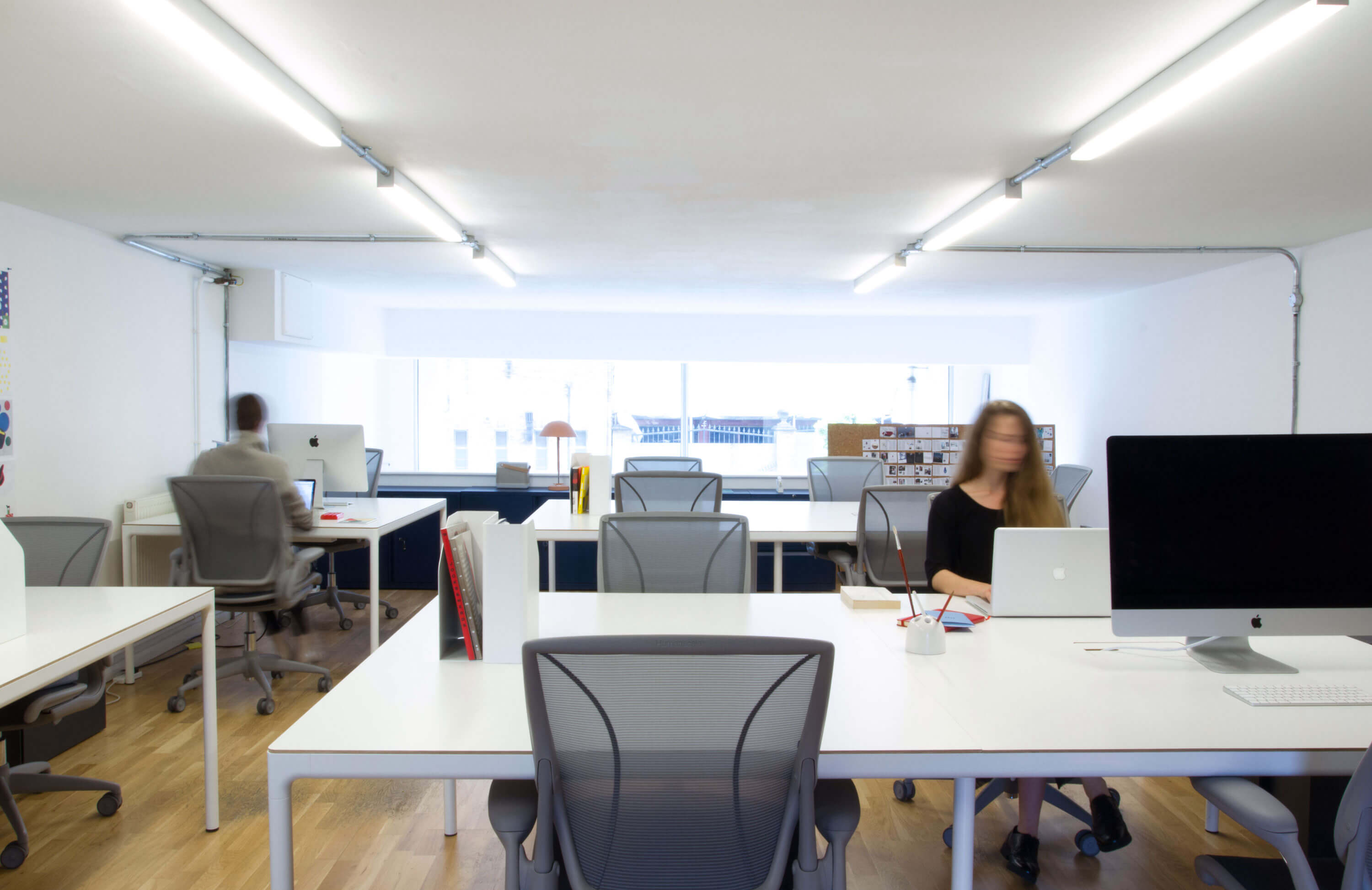 The Tack Press office is a shared creative space between Jocks & Nerds, Disegno and Tack Studio.