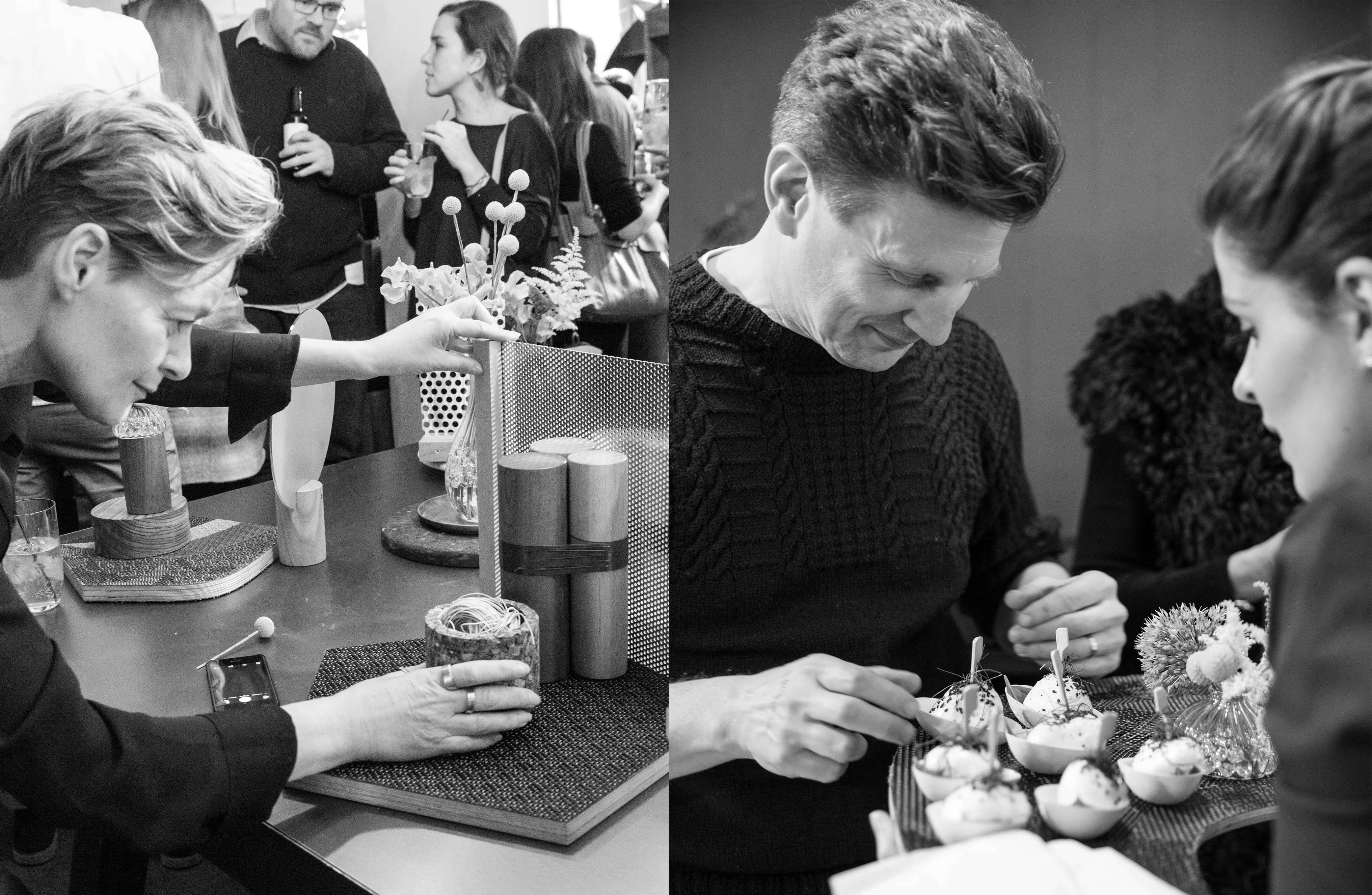 Bolon By You event with Tack Studio and Jacopo Sarzi