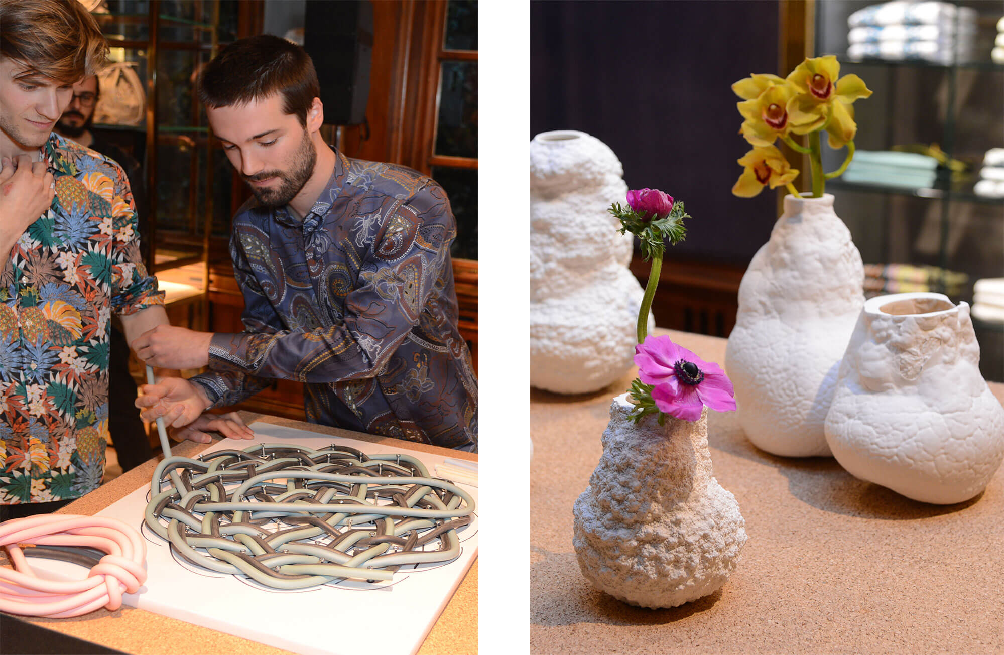 Tack Studio with Etro - Circle of Poets: London Edition