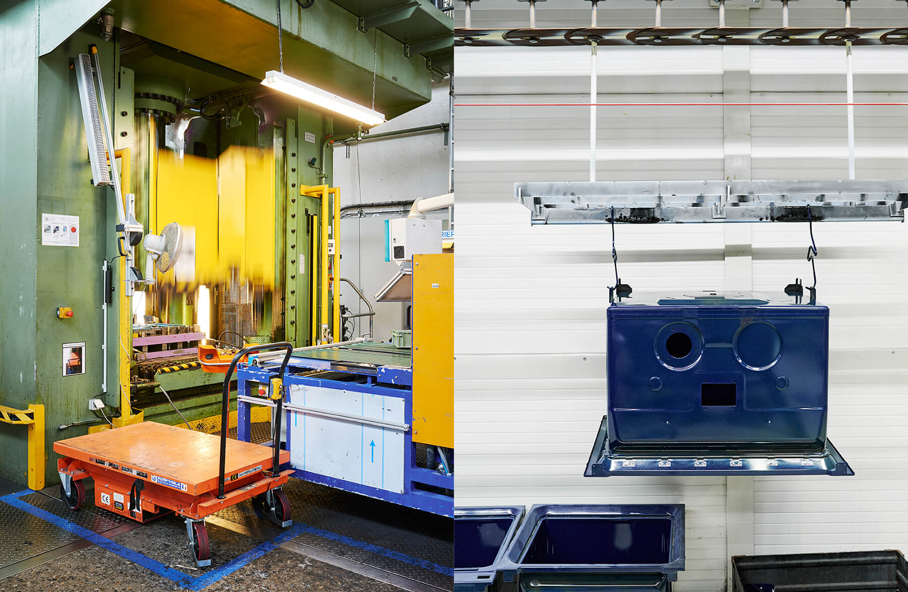 Gaggenau factory Lipsheim as featured in Disegno magazine 12
