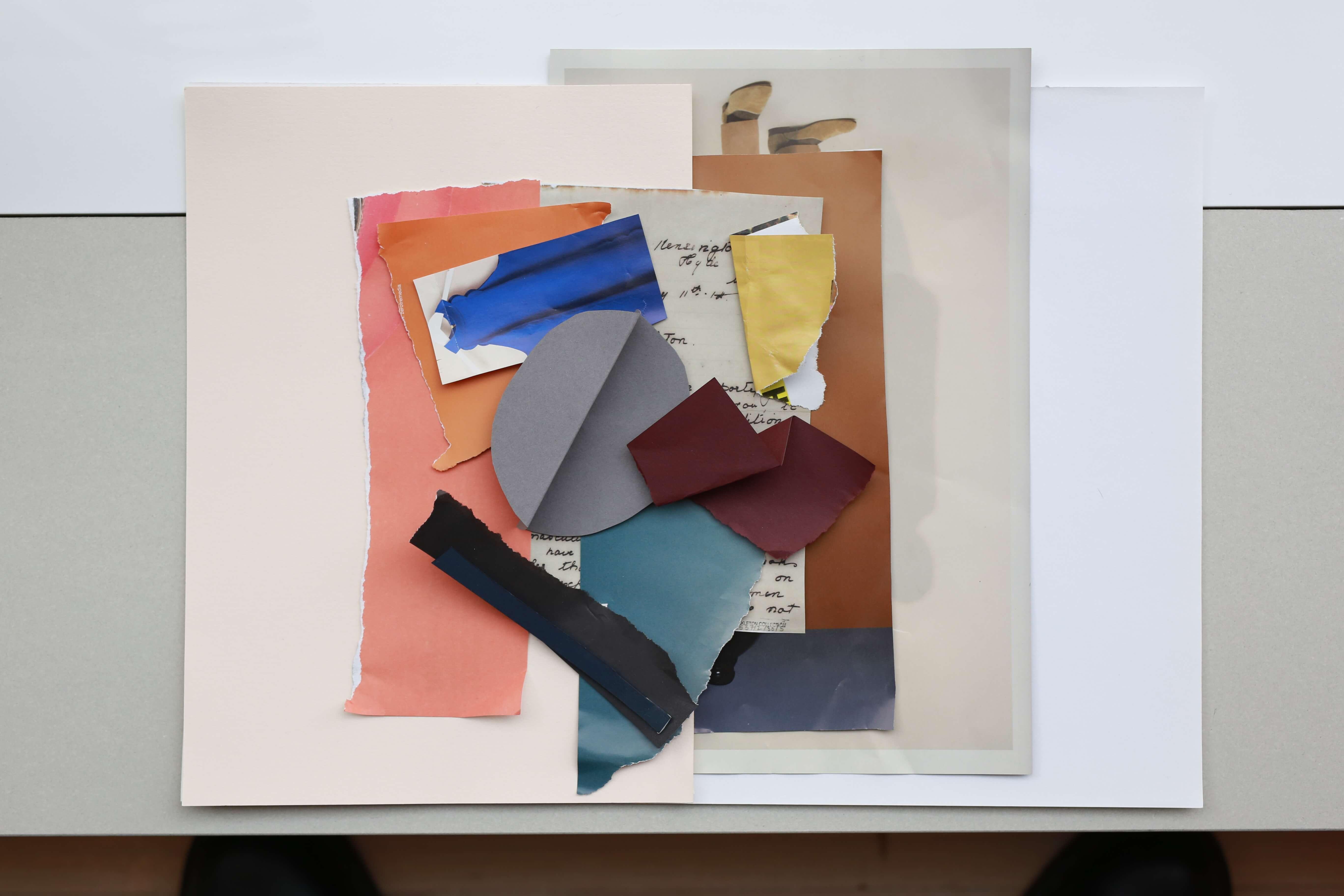 Disegno Arper Johannes Itten Workshop Subjective Colour